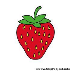 """Résultat de recherche d'images pour """"clipart gratuit fraises"""""""
