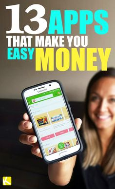 11 Apps That Make You Easy Money – Finance tips, saving money, budgeting planner Ways To Earn Money, Earn Money Online, Money Saving Tips, Money Hacks, Online Earning, Money Tips, Make Easy Money, Make Money From Home, How To Make