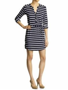 Cape Cod jersey dress. Does it get any easier than this?
