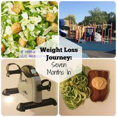 Weight Loss Journey: Seven Months In  #diet #Healthy #WeightLoss #weightlossjourney