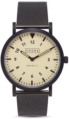 Shore Projects Barra Mesh Strap, 39mm
