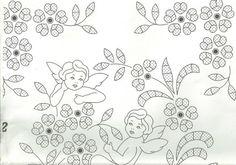Gallery.ru / Φωτογραφία # 23 - disegni ricamo - antonellag