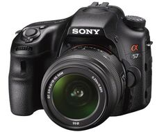 Sony A57 Recommended Lenses.