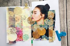 Today I have a journal with me video for you! I am working in my DIY junk journal. I 8, Junk Journal, Peeps, Scrapbooking
