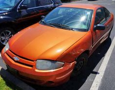 2005 Chevrolet Cavalier coupe in New Jersey (fixer upper) — $850