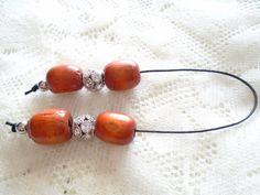 Begleri Wooden Begleri Begleri beads Mini by OneOfferJewelry Paracord Beads, Diy And Crafts, Buy And Sell, Beaded Bracelets, Mini, Green, Handmade, Stuff To Buy, Inspiration