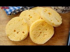 Our Keto Microwave Mug Bread made with almond flour was a huge hit but many of you asked if you could use coconut flour. So I've devised a recipe for the bread using coconut flour since it… Recipes Using Coconut Flour, Coconut Flour Bread, Coconut Custard Pie, Coconut Recipes, Low Carb Recipes, Almond Flour, Side Recipes, Keto Mug Bread, Easy Keto Bread Recipe