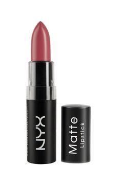 NYX Matte Lipstick Angel