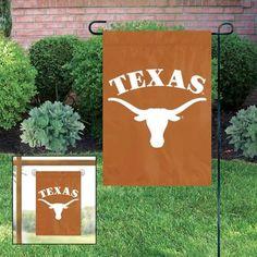 Texas Longhorns Mini Garden Flag – GFUT