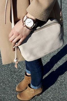 We're blushing over this #FossilStyle outfit styled by our first weekly Instagram winner.