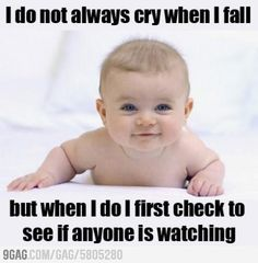 I don't have a kid, but I know this is so true!