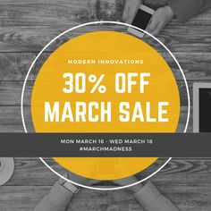 Our #MarchMadness gadget sale begins tomorrow! We have 30% off our entire store beginning tomorrow and ending on Wednesday March 18th! Start your planning now, visit our website and add your fave gadgets to your cart.   Shop here: www.shopmoderninnovations.com/shop  #flashsale #sale #techsale Modern Tech, Led Desk Lamp, March Madness, Wednesday, Innovation, Cart, 18th, Gadgets, Website