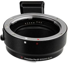 Pro Lens Adapter, Canon EOS Mount Lens to Canon EOS-M Mount Camera Automatic Lens Mount Adapter - with Full Automated Functions Nikon Lenses, Camera Lens, Canon Eos, Sony, Camera Cover, Camera Accessories, Aperture, Digital Camera, Minolta Md
