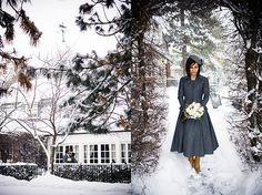 Un mariage en hiver ?   Lyloo & Maloé