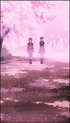 Yandere Anime, Animes Yandere, Chica Anime Manga, Anime Neko, Anime Guys, Anime Music Videos, Anime Songs, Anime Films, Aesthetic Movies