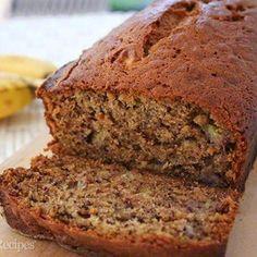 Rum Raisin Chocolate Chip Nut Banana Bread Recipe | Just A Pinch Recipes