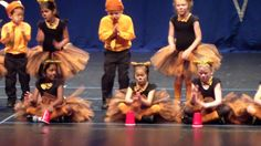The Cup Song - When I'm gone - Jaz Kindergarten performance
