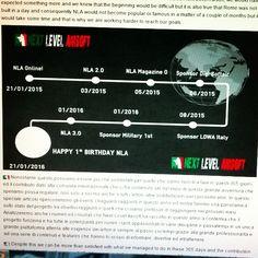 Focus On: Happy Birthday NLA online! #NextLevelAirsoft #Birthday #airsoft #softair #HappyBirthdayNLA