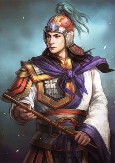 Romance of the Three Kingdoms 13 XIII Portrait,周瑜 zhou yu ,三國志13 頭像 顏