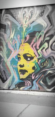 Österreich-Wien-4-Favoritenstrasse 30(Stinkfish) Murals, Travelling, Street Art, Wall Paintings, Mural Painting, Wall Murals, Mural Art