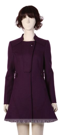 go to work/women clothing/wool coat/wool jacket/all size/custom made/fit/stand collar