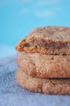Cookies banane et beurre de cacahuètes