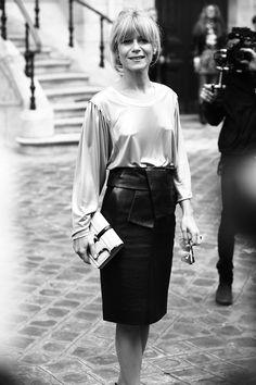 Street style en Paris Fashion Week | Galería de fotos 28 de 169 | Vogue