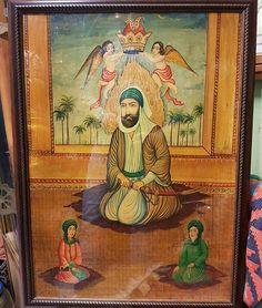 Imam Ali, Imam Hasan ve İmam Hüseyin
