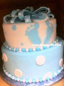 baby shower cakes for boys - Google Search