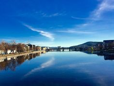 Drammen, the river city ❤️