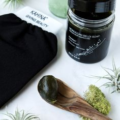 Kahina Giving Beauty delivers the beauty secrets of the Moroccan woman to the modern world with Beldi soap, a traditional body cleansing and purifying treatment that is invigorating, effective and timeless.