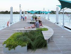 Michael Singer Studio   West Palm Beach Living Docks