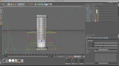 Controlling Light Object Intensity with Effectors in Cinema 4D from EJ Hassenfratz