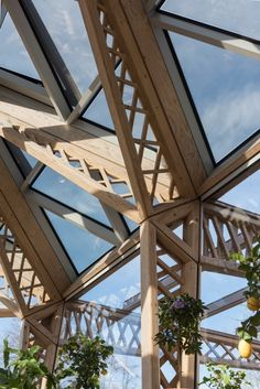 Maggies Centre by Foster + Partners Norman Foster has completed a Maggie's Centre for cancer care in his home town of Manchester, featuring a timber-lattice structure, an angular greenhouse and a flower garden