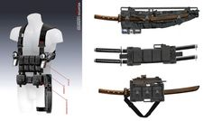 GI-Joe-Retaliation-Cunningham-Industrial-Design-Fireflys-Weapons-Harness-Ninja-Swords_1369776208.jpg (1000×571)