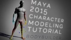 This Maya tutorial covers the body modeling process from start to finish. I show the steps I take to build the body from simple primitives, and the specific ...
