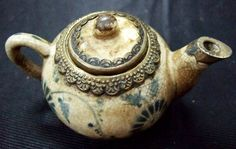 Very Rare Antique Chinese Teapot