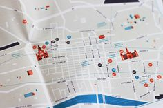 Travelettes » It's nice to be alone in Paris and other maps