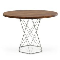 Palecek Stockholm Round Dining Table