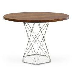 Palecek Stockholm Round Dining Table