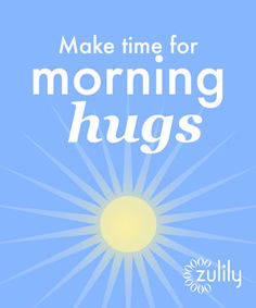 Make time for #morning #hugs! #zulily #Pinables page.