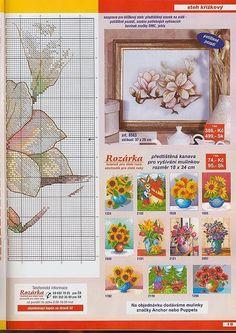 magnolia chart 2 Gallery.ru / Фото #4 - цветики - Ritusya