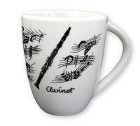 Tasse Klarinette
