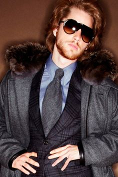 Tom Ford 2012 Fall/Winter