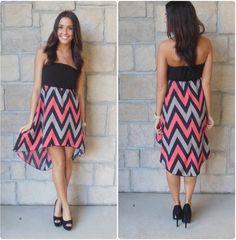 high lo dress