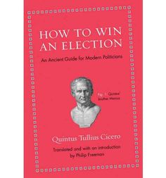 A Roman guide for campaigning. It is suitable for politicians and those who enjoys watching them try to manipulate their way into office. The Orator, It's Meant To Be, Politicians, Daily Deals, Audio Books, Roman, Lettering, Writing, Brother