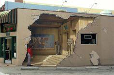 3D muurschilderingen | Graffiti | Muur | Urban |Street Art | Wonen voor Mannen