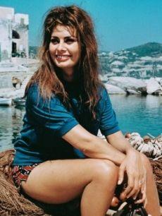 Sophia Loren. Ah, the days before digital alterations.
