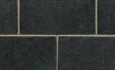 Profile Series Block in Absolute Black Suave by Brampton Brick. The compressive strength of Profile Series concrete block units is suitable for use in a masonry-bearing or single wall. This product is also manufactured with a water repellent additive and is permeable to water vapor. Smooth Face, Concrete Blocks, Brick, Profile, The Unit, Water, User Profile, Gripe Water