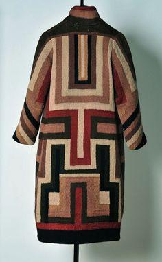 Delaunay coat 4 Gloria Swanson